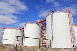 Резервуар по хранению нефтепродуктов