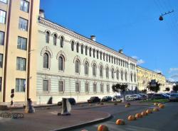 г. Санкт-Петербург, ул. Захарьевская 6