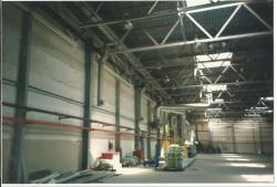 Завод по производству утеплителя